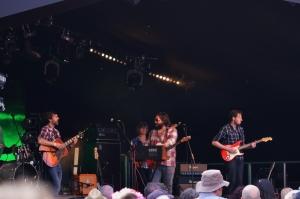 Matt Berry and The Maypoles